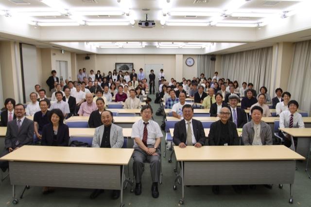 重村先生建築学会賞、山崎先生農村計画学会賞受賞を祝う会